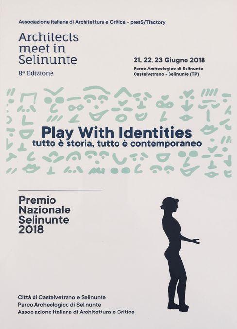 Selinunte Award 2018 ALESSIO LO BELLO ARCHITETTO a Palermo Villa