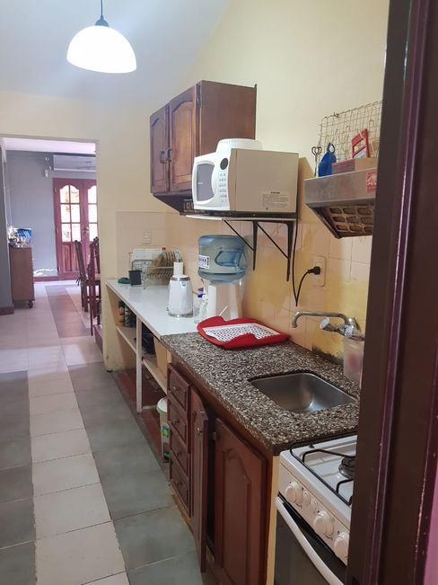 Cocina - Antes de la reforma Sofía Lopez Arquitecta Cocinas integrales
