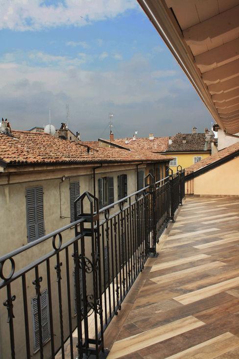 Cavalletto Penthouse VANDA Balcone