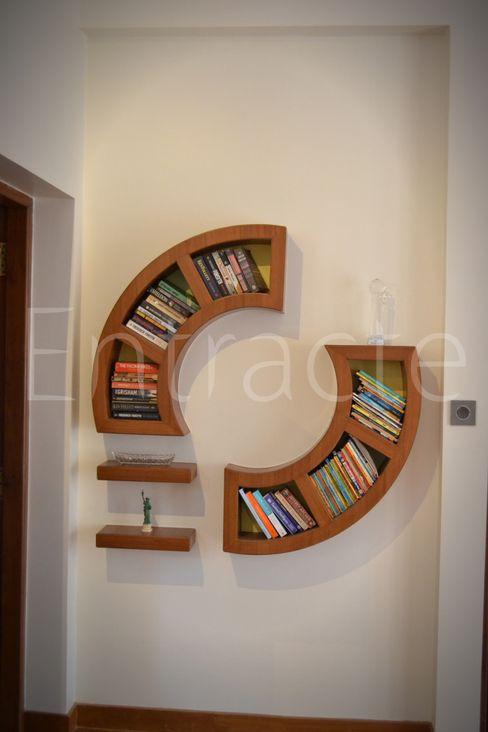 Bookshelf Entracte Modern study/office Wood Wood effect