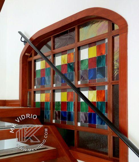 Conceptos en color homify Oficinas y tiendas Vidrio