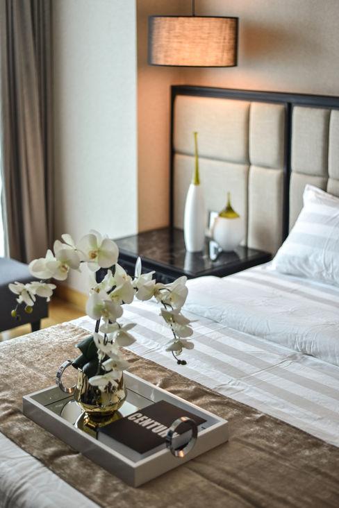 Blaine Robert Design Sdn. Bhd. Modern style bedroom