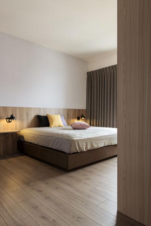 詩賦室內設計 Kamar tidur kecil