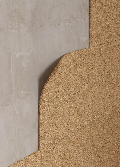 Dämmplatten Go4cork Moderne Wände & Böden Kork