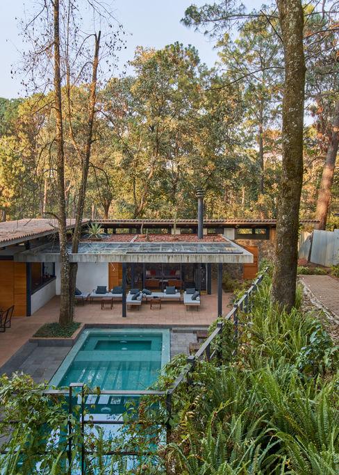 Saavedra Arquitectos Country house Concrete