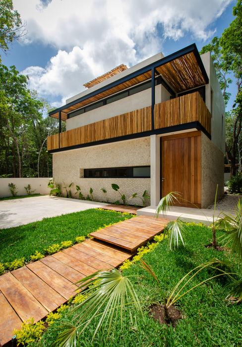 Proyecciones Civiles Modern houses