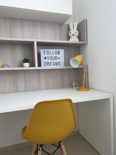 Spaziojunior Modern nursery/kids room White