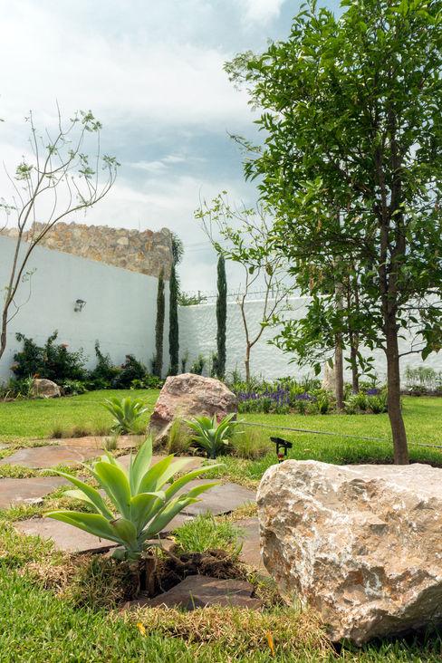Detalle área de frutales Boceto Arquitectos Paisajistas Jardines modernos