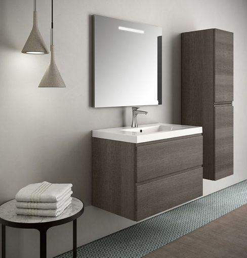 Bpaceramiche Classic style bathroom Ceramic