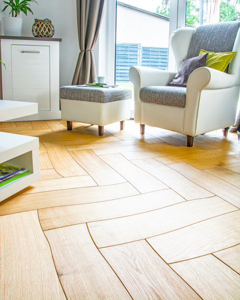 BEARfloor GmbH Modern Living Room