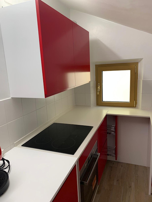 cucina su misura il falegname di Diego Storani CasaAccessori & Decorazioni