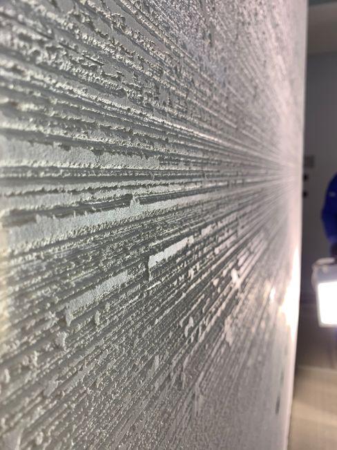 Parete decorativa a spessore a Calce modificata in Pietra Zen EDILCOLOR DEL GEOM. MARCO DELRIO S.A.S CasaAccessori & Decorazioni Metallizzato/Argento