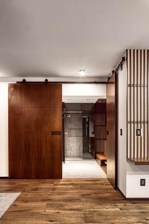 SALA / PUERTA / RECAMARA Prototype studio Puertas modernas