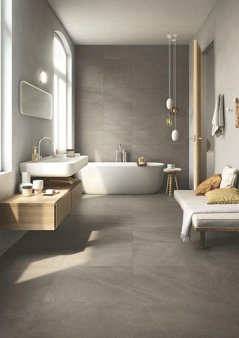 Banyo Bathroom levent tekin iç mimarlık Modern Banyo