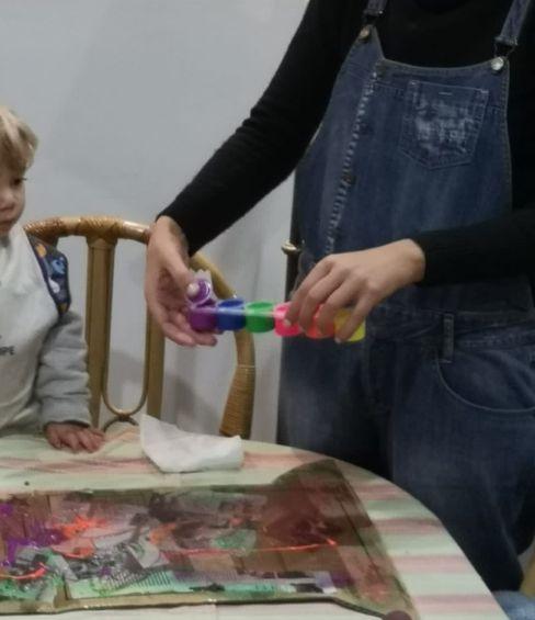 Incorporar los adultos en la actividad Ana Salomé Branco