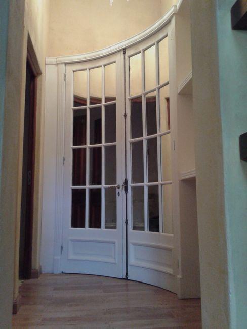 Vivienda de categoría en Palermo Ba75 Atelier de Arquitectura Vestidores y placares clásicos