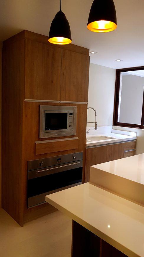 Remodelación Casa Altamirano Amétrico Estudio Cocinas equipadas