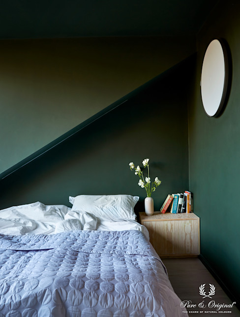 Pure & Original BedroomBeds & headboards Green