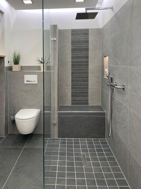 Foto Badsanierung Daniela Freygang INTERIOR DESIGN Moderne Badezimmer