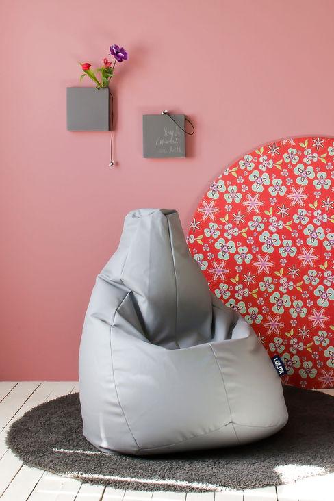 Poltrona a sacco LOLITA Creativando Srl - vendita on line oggetti design e complementi d'arredo Soggiorno moderno