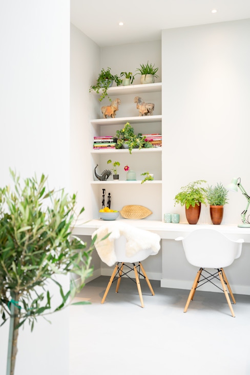 keuken monumentale villa Bussum ÈMCÉ interior architecture Moderne keukens