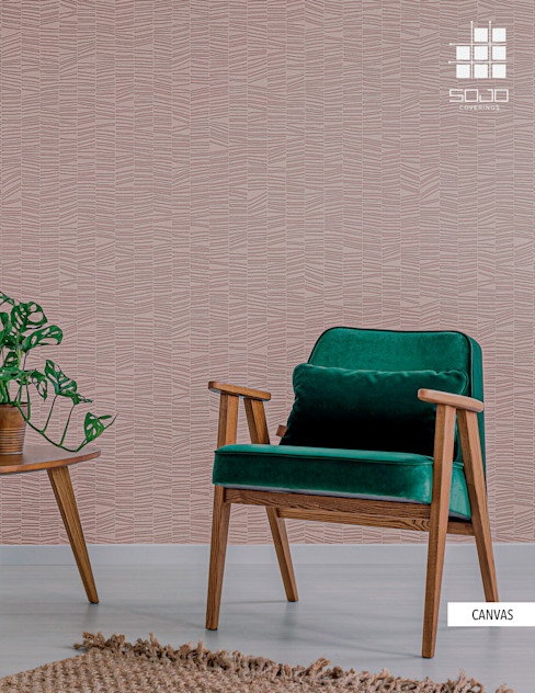 Sojo Coverings Modern walls & floors