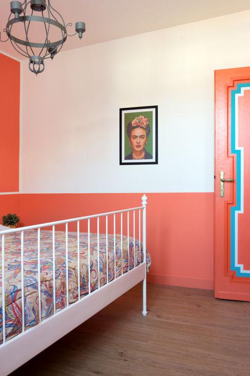 Bedroom primavera architettura Camera da letto moderna