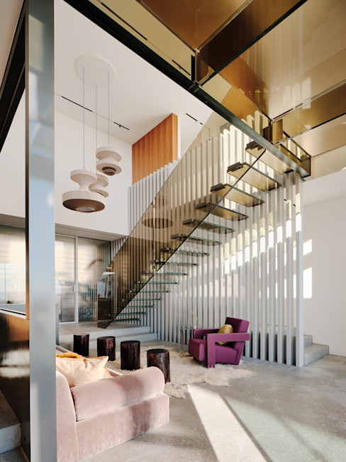 Siller Treppen/Stairs/Scale درج