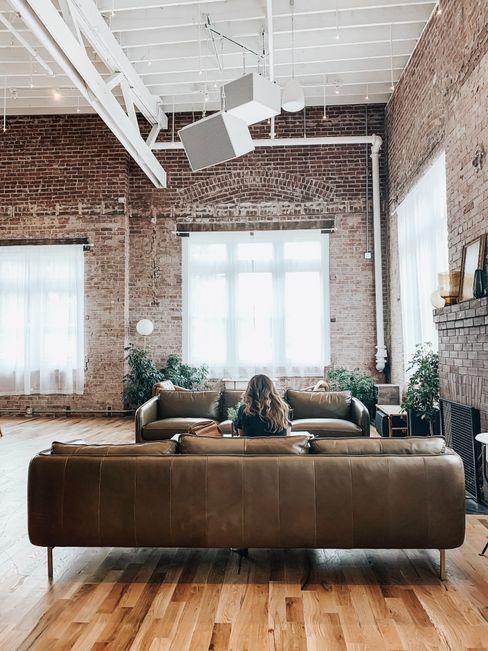 Floorwell Living room Wood