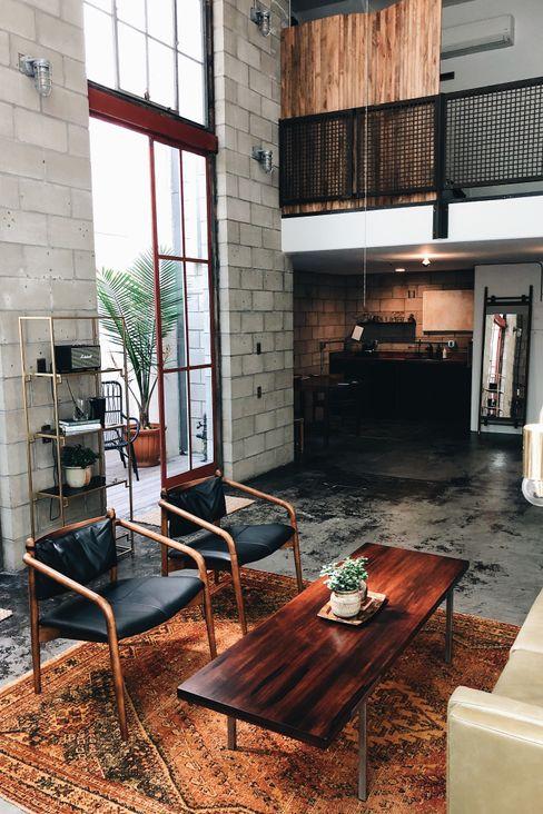 Floorwell Living room Grey