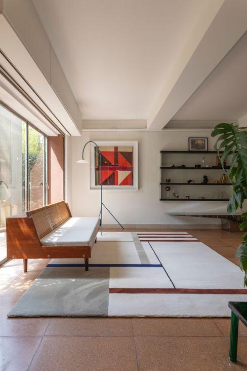 Der Farbkreis Johannes Ittens Floorwell Moderne Wohnzimmer