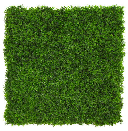 Siepi Artificiali Resistenti ai Raggi UV Verdevip S.r.l. Giardino moderno