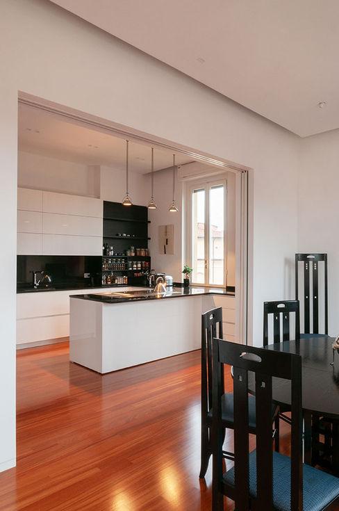 Casa GP Studio Romoli Architetti Cucina moderna