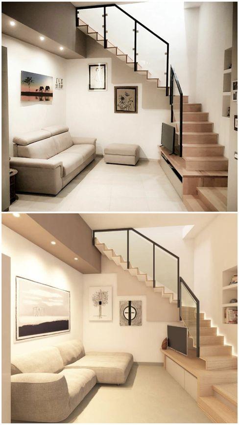 Progetto3D VS Foto realizzazione arch. Lorenzo Criscitiello