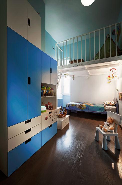 La stanza dei bambini Gruppo Castaldi | Roma Camera ragazzi