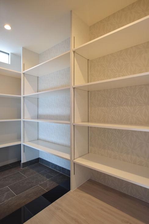 シューズクローク Style Create モダンスタイルの 玄関&廊下&階段