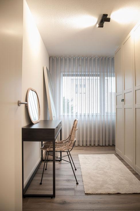 Verbouwing woning Leidschenveen Atelier Perspective Scandinavische kleedkamers