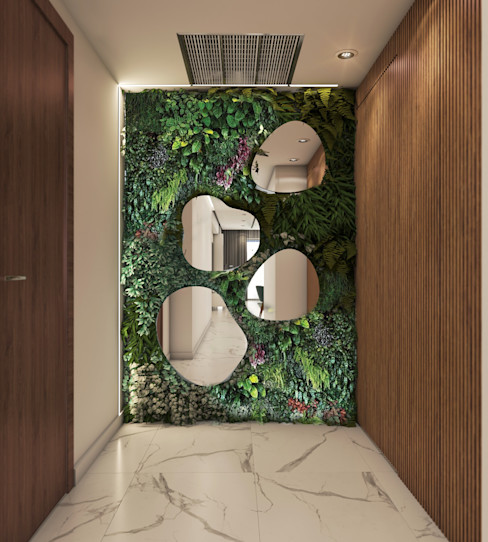 Proyecto La Guaira Diaf design Salas de estilo moderno