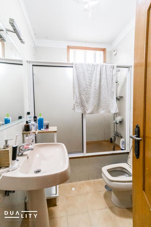 Casa de banho (Antes) Duality Projetos, Lda