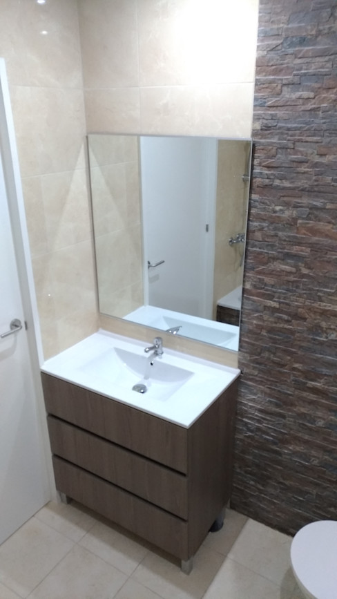 BLOC Casa Modular / Moradia T4 com 140 m2 - Vista quarto banho 2 BLOC - Casas Modulares