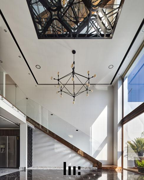 HC Arquitecto Modern Living Room White