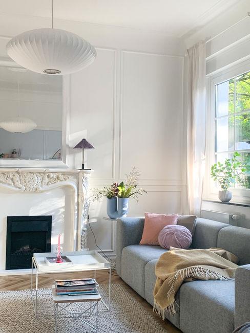 neues Wohnzimmer Die Wohnsinnige Moderne Wohnzimmer Weiß