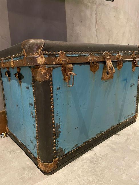 illytorres SalasAccesorios y decoración Metal Azul