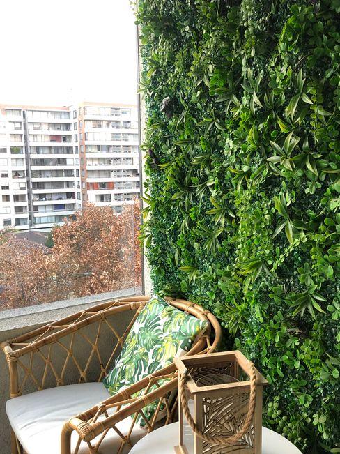 Terraza Gabi's Home Balcones y terrazas modernos