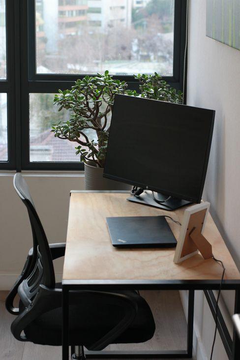 Oficina Gabi's Home Oficinas y bibliotecas de estilo moderno