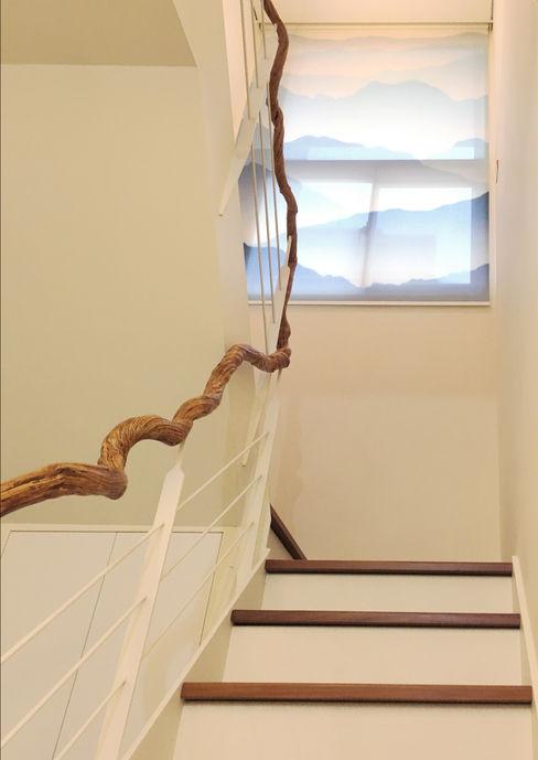 量身定做獨一無二的窗邊美好 -客製化圖案窗簾・大圖輸出窗簾・個人化訂製窗簾 MSBT 幔室布緹 玄關、走廊與階梯配件與裝飾品 Blue
