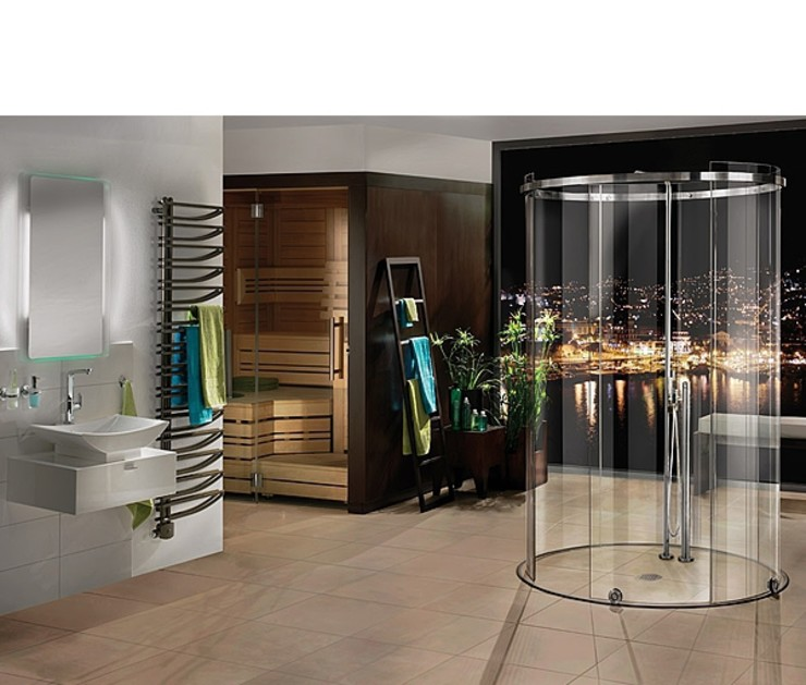 Badezimmer homify Moderne Badezimmer