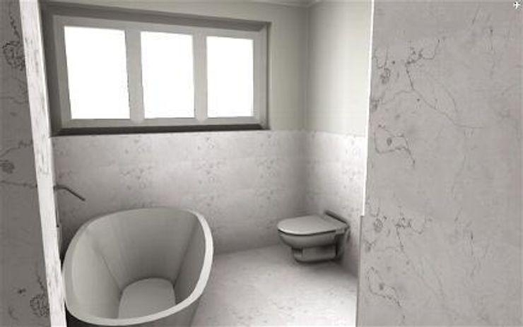 Peter Rohde Innenarchitektur Modern bathroom