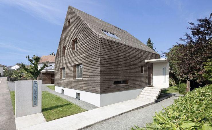 [lu:p] Architektur GmbH Rumah Modern