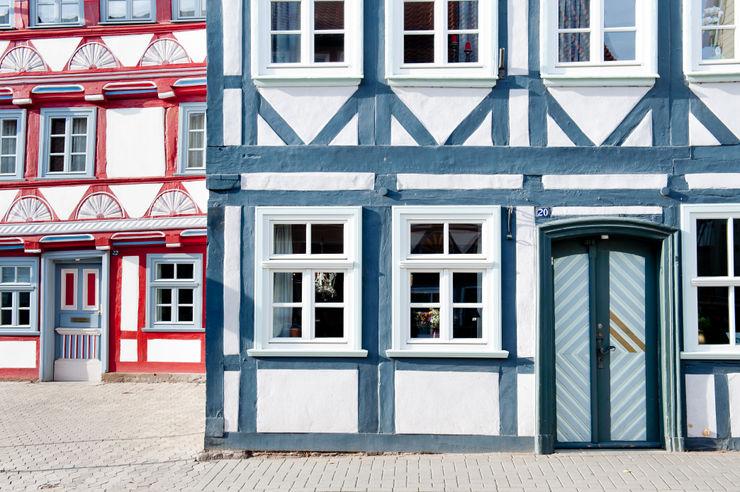 Gebr.Lechte HWP GmbH Malerfachbetrieb Rustic style house